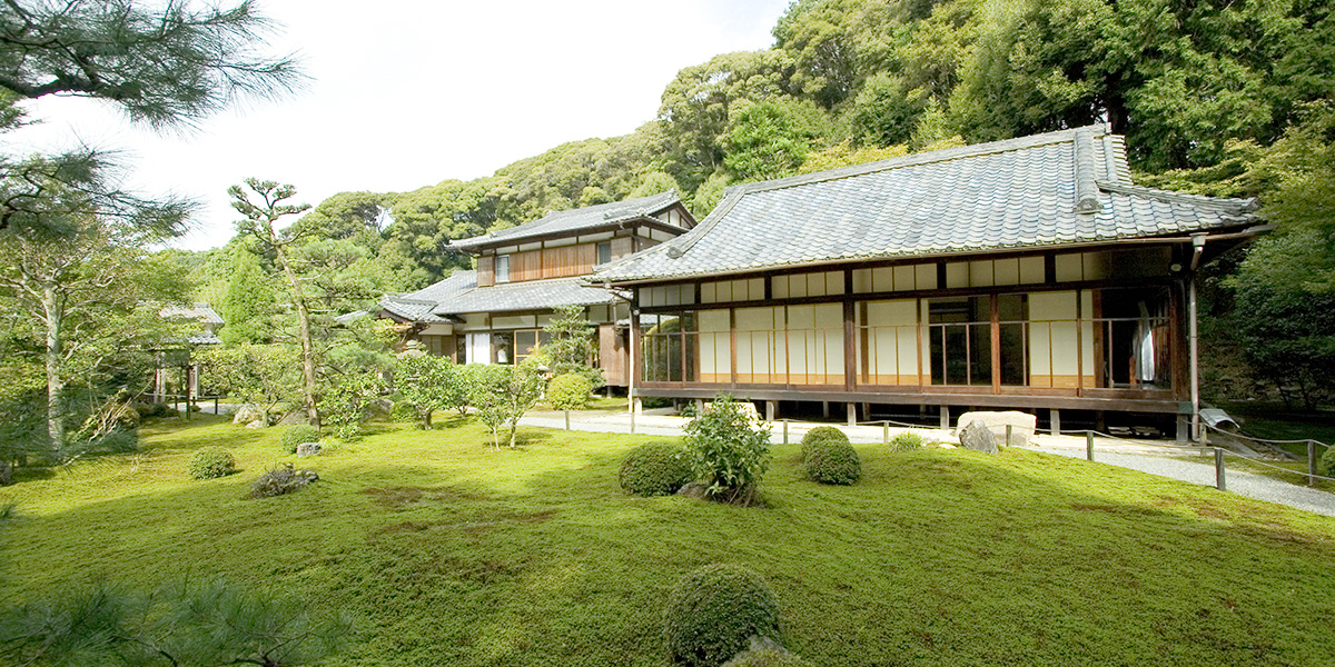 京都の樹木葬がある即宗院の本堂